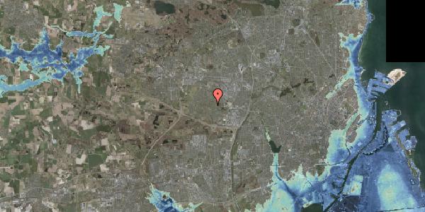 Stomflod og havvand på Vængedalen 817, 2600 Glostrup