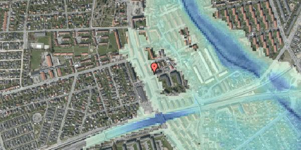 Stomflod og havvand på Baunebakkevej 12, 1. tv, 2650 Hvidovre