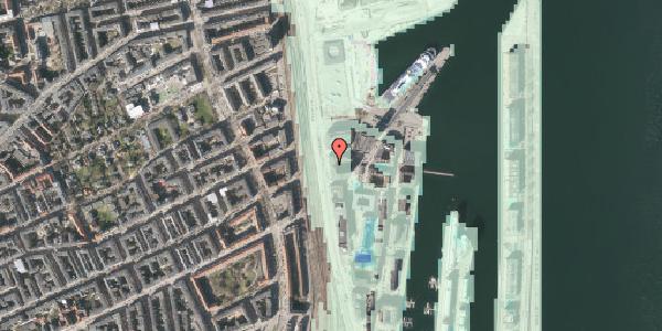 Stomflod og havvand på Kalkbrænderihavnsgade 4C, 4. tv, 2100 København Ø