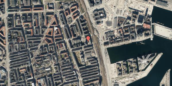 Stomflod og havvand på Hjørringgade 37, 14. tv, 2100 København Ø