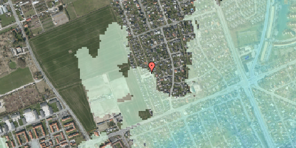 Stomflod og havvand på Hf. Dahlia 27A, 2650 Hvidovre