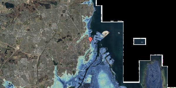 Stomflod og havvand på Serridslevvej 2, 2. , 2100 København Ø