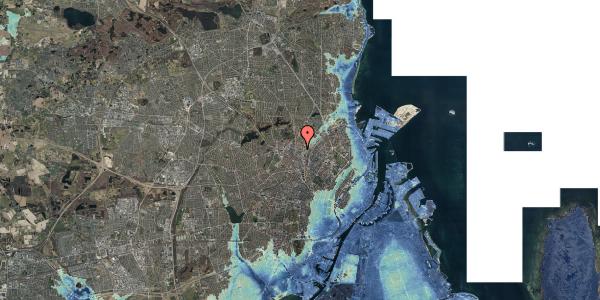 Stomflod og havvand på Bygmestervej 21C, 5. , 2400 København NV