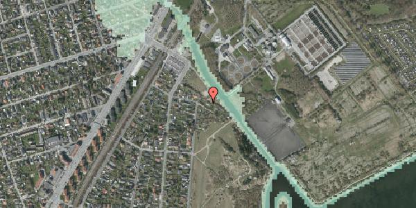 Stomflod og havvand på Engstykkevej 17, 2650 Hvidovre