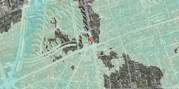 Stomflod og havvand på Hvidovrevej 336A, 2. th, 2650 Hvidovre