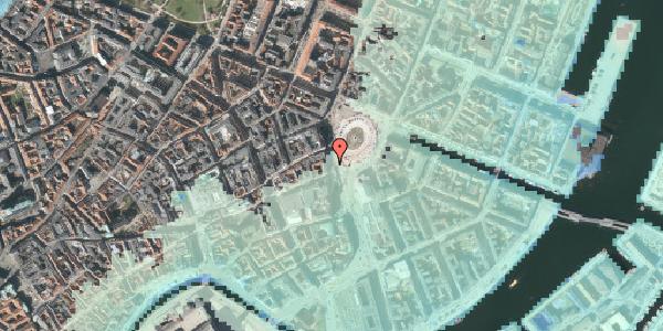 Stomflod og havvand på Kongens Nytorv 21F, 1050 København K
