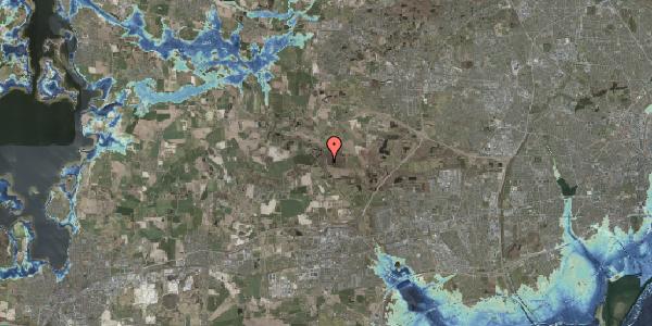 Stomflod og havvand på Solager 89, 2630 Taastrup
