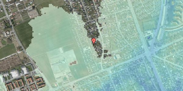 Stomflod og havvand på Hf. Dahlia 28, 2650 Hvidovre