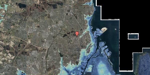 Stomflod og havvand på Birkedommervej 35, 2400 København NV