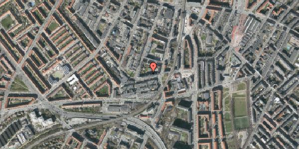 Stomflod og havvand på Glentevej 10, 4. 12, 2400 København NV
