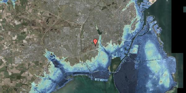 Stomflod og havvand på Skelkær 14, 2650 Hvidovre