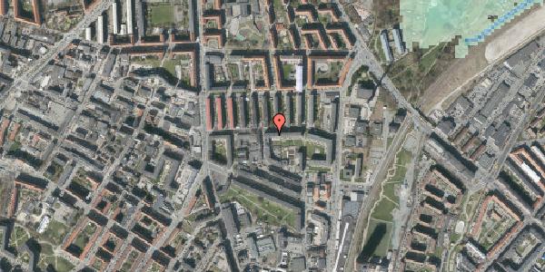 Stomflod og havvand på Bisiddervej 20, 3. tv, 2400 København NV