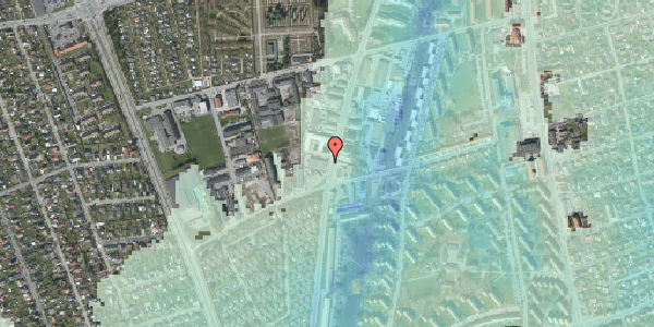 Stomflod og havvand på Arnold Nielsens Boulevard 72, st. , 2650 Hvidovre