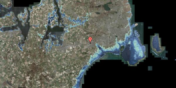 Stomflod og havvand på Haslevgade 10, 2630 Taastrup