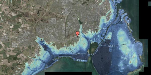Stomflod og havvand på Hf. Kettehøj 107, 2650 Hvidovre