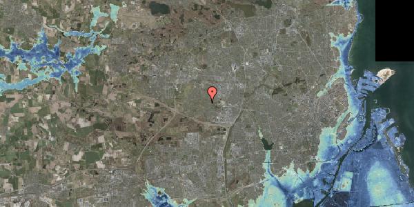 Stomflod og havvand på Vængedalen 911, 2600 Glostrup