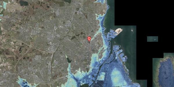 Stomflod og havvand på Frederiksborgvej 23, 1. 1, 2400 København NV