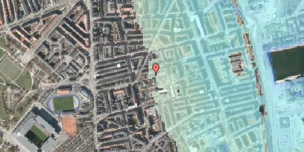 Stomflod og havvand på Viborggade 48, st. th, 2100 København Ø