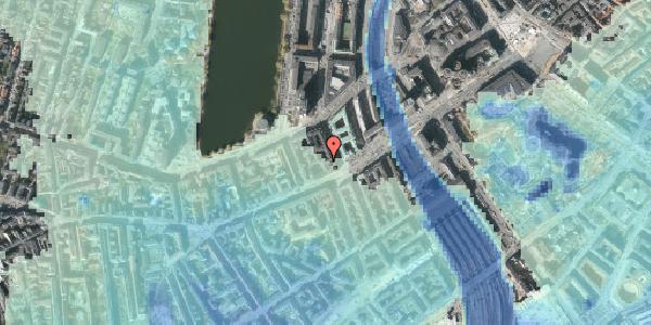 Stomflod og havvand på Trommesalen 3A, 1614 København V
