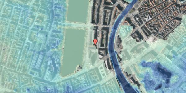 Stomflod og havvand på Herholdtsgade 6, 4. , 1605 København V