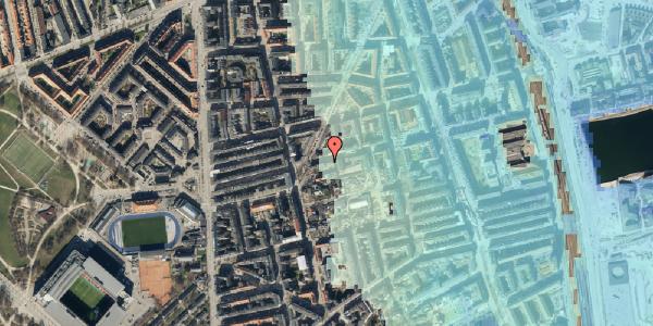 Stomflod og havvand på Viborggade 44, 3. tv, 2100 København Ø