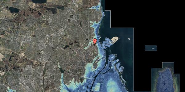 Stomflod og havvand på Venøgade 24, 4. th, 2100 København Ø