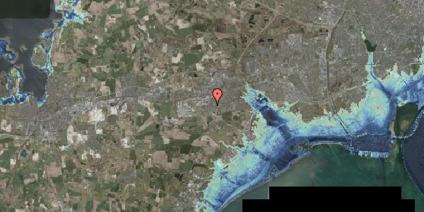 Stomflod og havvand på Sankt Mikkels Alle 106, 2630 Taastrup