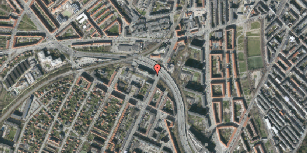 Stomflod og havvand på Nordre Fasanvej 207, 2000 Frederiksberg