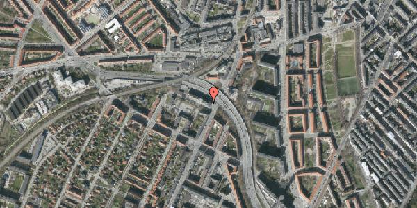 Stomflod og havvand på Nordre Fasanvej 207A, 4. 11, 2000 Frederiksberg