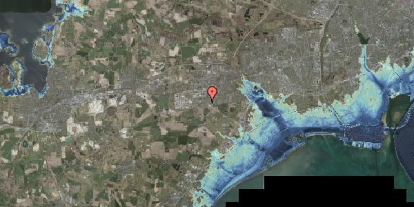 Stomflod og havvand på Vandmestervej 32A, 2630 Taastrup