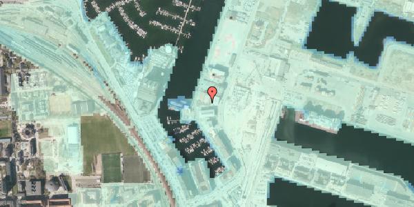 Stomflod og havvand på Sundkrogen 6, st. , 2100 København Ø