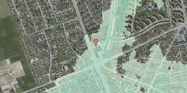 Stomflod og havvand på Arnold Nielsens Boulevard 130, 1. , 2650 Hvidovre