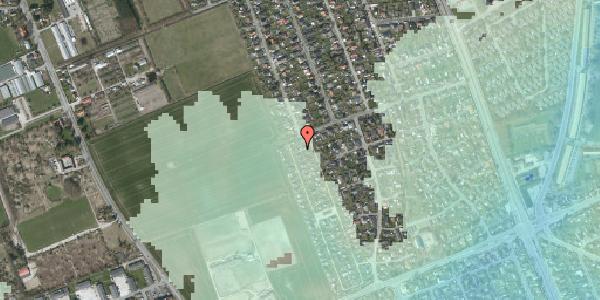 Stomflod og havvand på Hf. Dahlia 57, 2650 Hvidovre