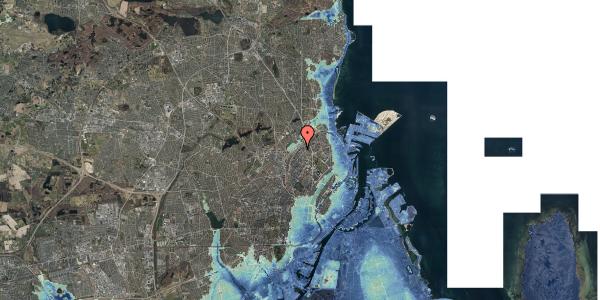 Stomflod og havvand på Emblasgade 85, st. , 2100 København Ø