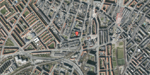Stomflod og havvand på Glentevej 10, 4. 11, 2400 København NV