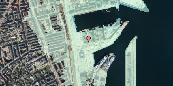 Stomflod og havvand på Marmorvej 7E, 1. th, 2100 København Ø
