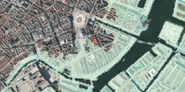 Stomflod og havvand på Tordenskjoldsgade 15, 4. , 1055 København K