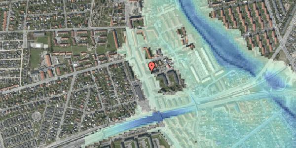 Stomflod og havvand på Baunebakkevej 12, 1. th, 2650 Hvidovre