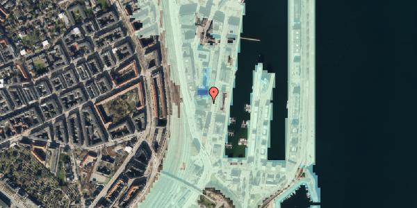 Stomflod og havvand på Amerika Plads 3C, 5. , 2100 København Ø