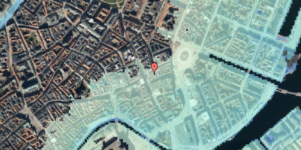 Stomflod og havvand på Lille Kongensgade 20B, 3. , 1074 København K