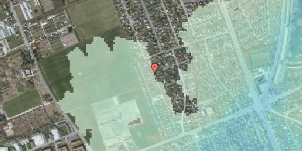 Stomflod og havvand på Hf. Dahlia 43, 2650 Hvidovre