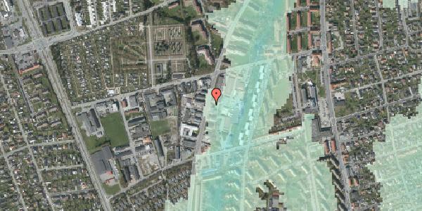 Stomflod og havvand på Arnold Nielsens Boulevard 67, 2650 Hvidovre