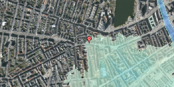 Stomflod og havvand på Vesterbrogade 74, 5. , 1620 København V