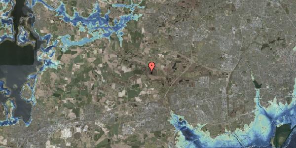 Stomflod og havvand på Solager 72, 2630 Taastrup