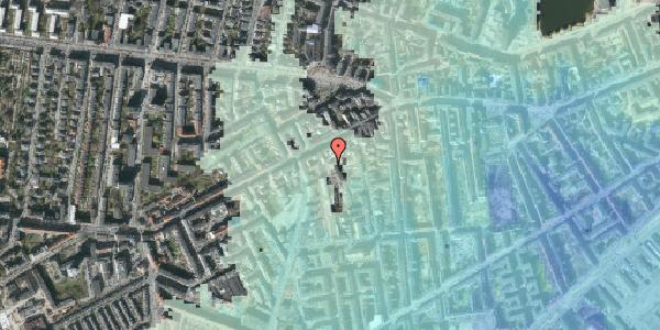 Stomflod og havvand på Vesterbrogade 95A, 4. , 1620 København V