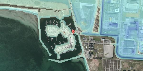 Stomflod og havvand på Brøndby Havnevej 11, 2650 Hvidovre