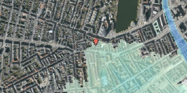 Stomflod og havvand på Vesterbrogade 66, st. , 1620 København V