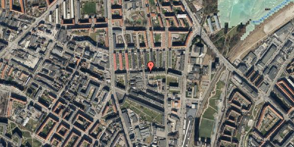 Stomflod og havvand på Bisiddervej 18, 2. tv, 2400 København NV