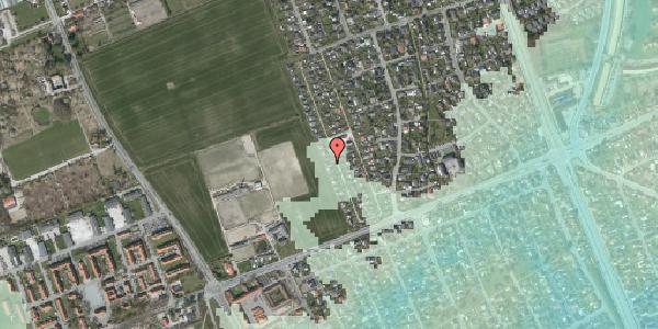Stomflod og havvand på Hf. Dahlia 88, 2650 Hvidovre