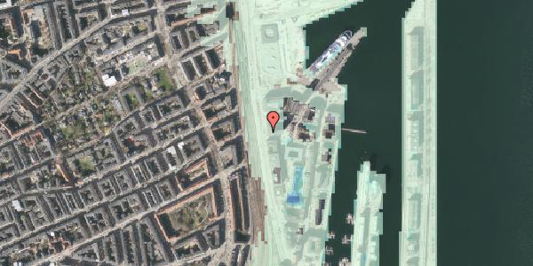 Stomflod og havvand på Kalkbrænderihavnsgade 4A, 4. th, 2100 København Ø